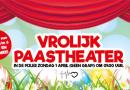 Vrolijk paastheater voor kinderen